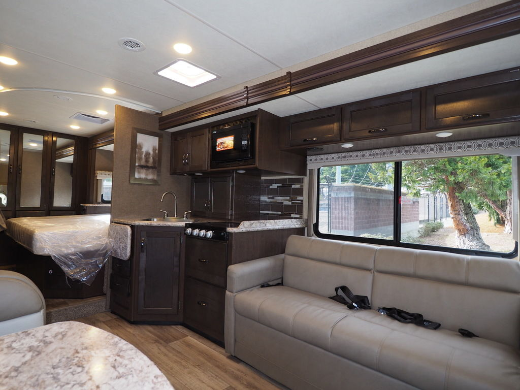 We Have Exceptional Luxury Motorhomes for Sale Near Mercer Island