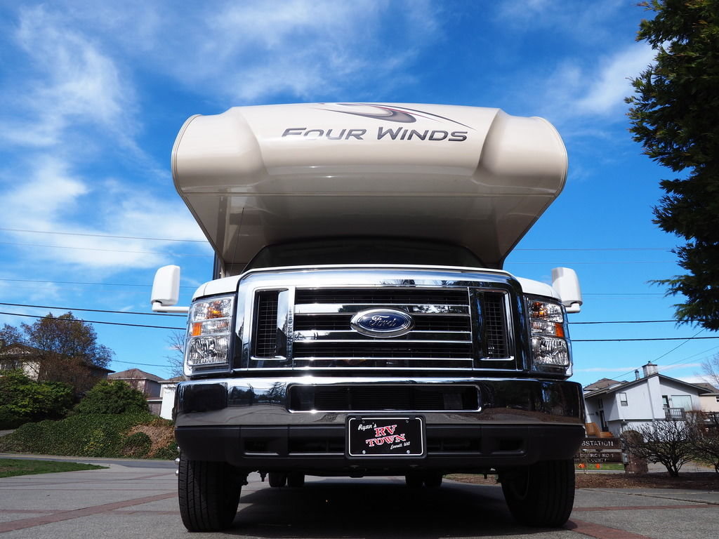Travel in Style with New & Used Motorhomes for Sale in Maple Valley