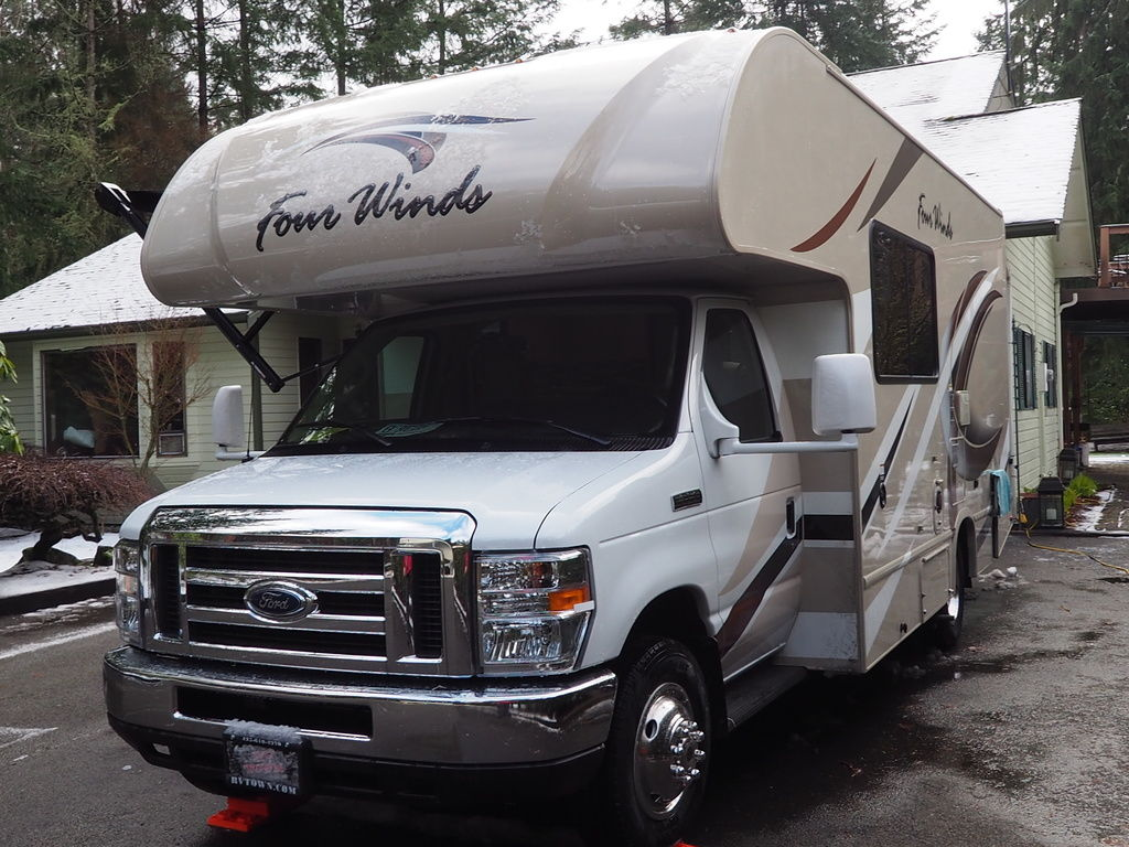 RV TIRES – What every RV'er should know.
