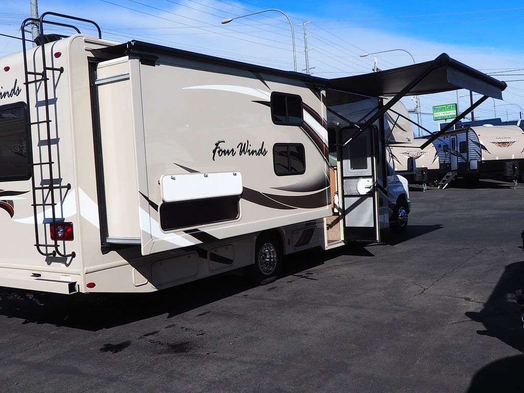 Go on a Camping Trip with Our Recreational Vehicles (RV's) for Rent in Mercer Island