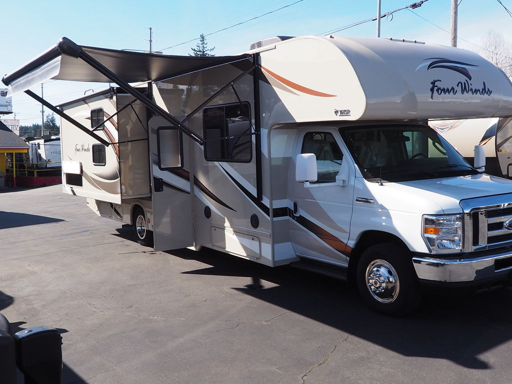Travel with Our New & Used Campers for Sale in Tukwila