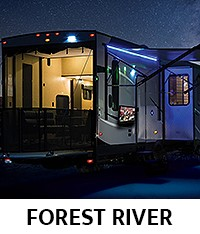Forest River Motorhomes Allow Stanwood Residents to Travel in Spacious Comfort
