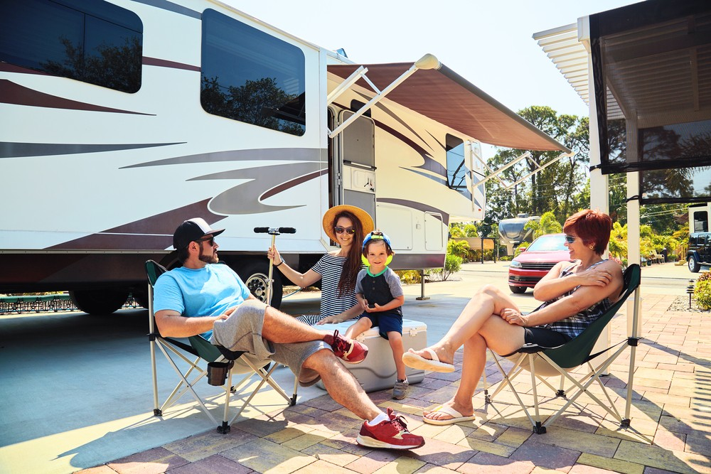 Hit the Road with Motorhomes for Rent in Tukwila
